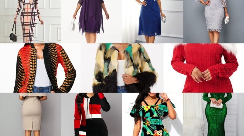 Attire give shape to personality from Rosewe