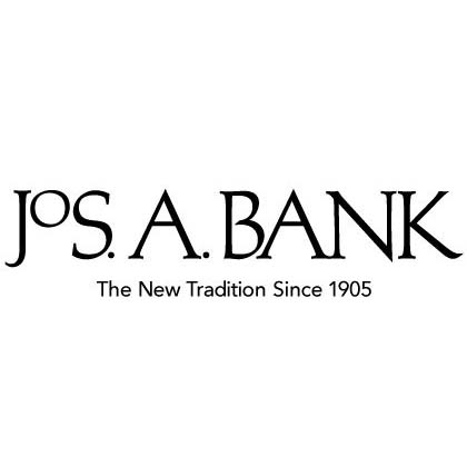 Jos. A. Bank screenshot