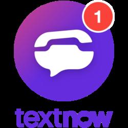 TextNow screenshot
